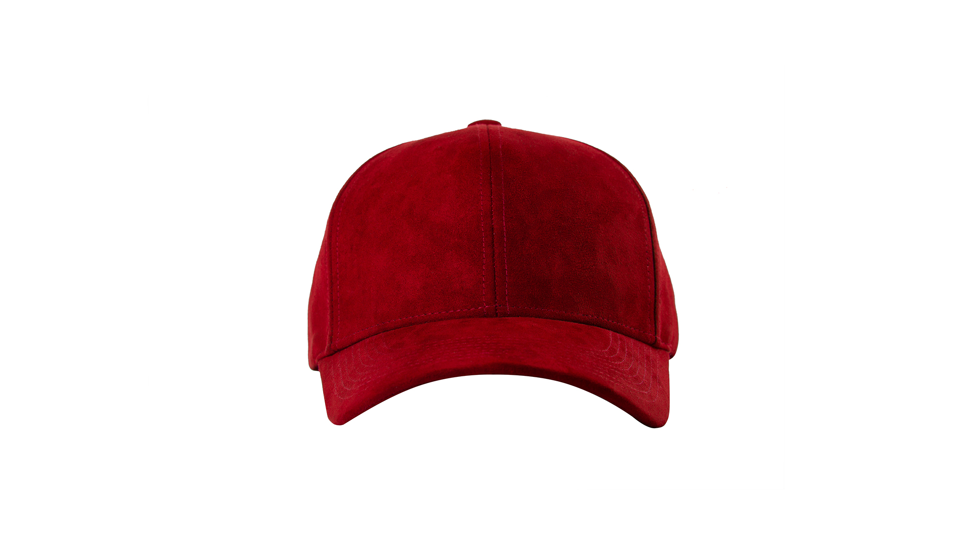 a56ecce6a31 DSLINE BASEBALL CAP RED SUEDE   GOLD - DSLINE BASICS