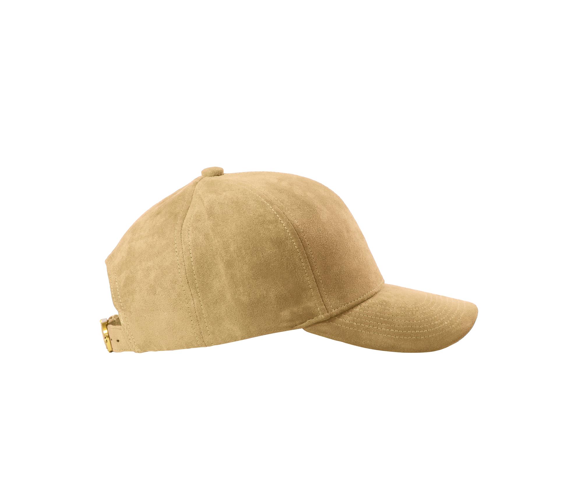 baseball-cap-beige-suede-gold-side